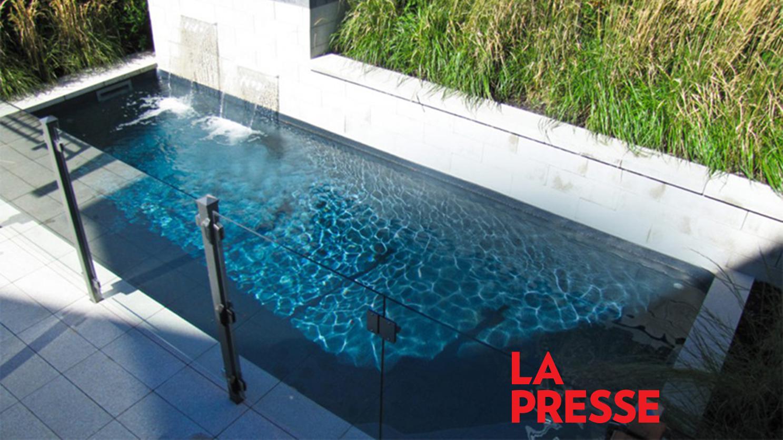 Revue de presse am nagement entretien paysager for Club piscine rive sud montreal
