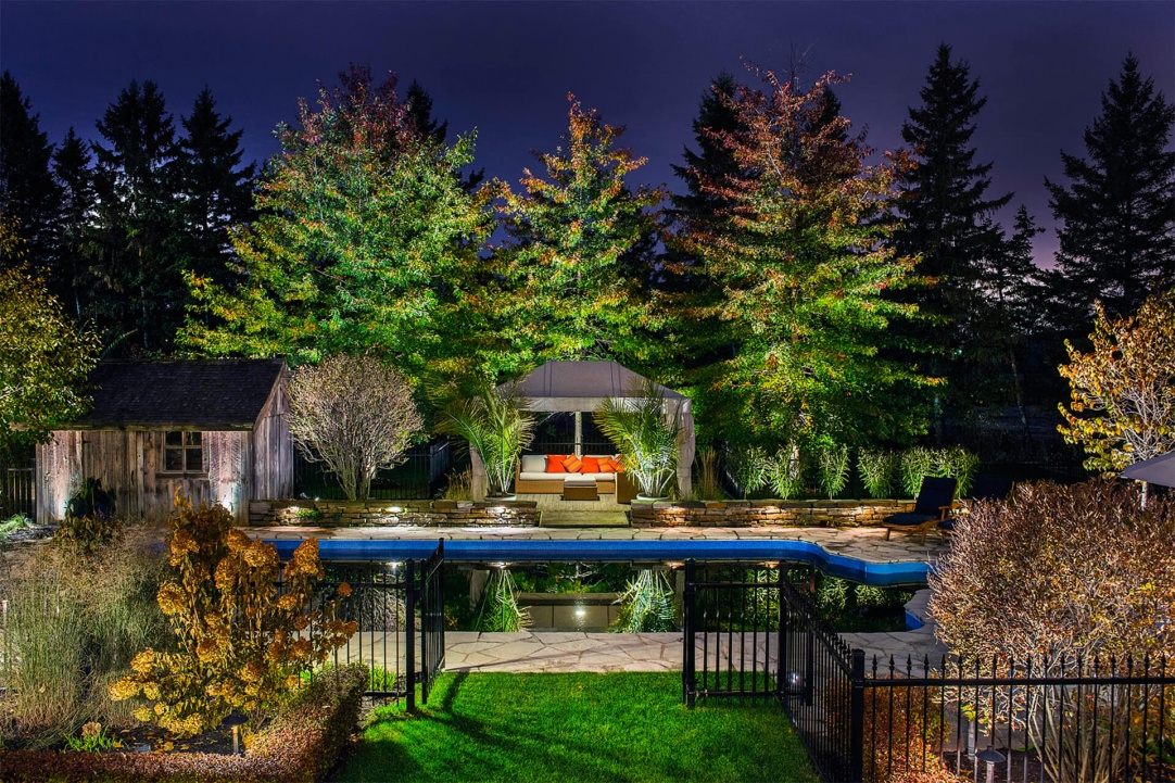 Campagne luxuriante am nagement entretien paysager for Club piscine rive sud montreal