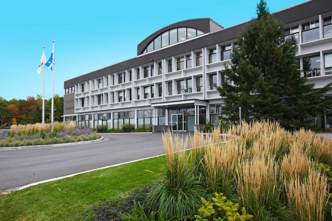 Collège Saint-Hilaire | Aménagement & Entretien Paysager | Dominique ...