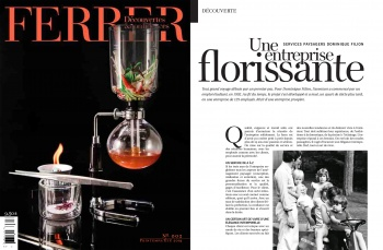Article printemps/été 2019 - magazine Ferrer 2 - Page 24